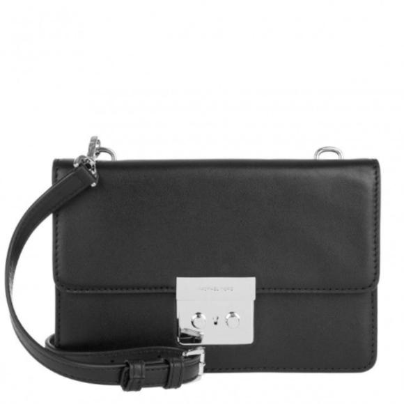 d597521e803c Michael Kors Bags | Sloan Small Gusset Leather Crossbody | Poshmark